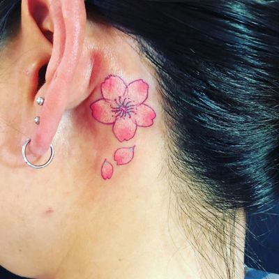 #sakura #桜 ...#tattoo #reikotattoo #studiokeen #japan #nagoyatattoo #tokyotattoo #irezumi #タトゥー #刺青 #名古屋 #大須 #矢場町 #東京