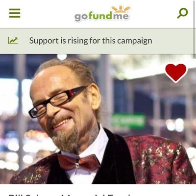 Click here to support Bill Salmon Memorial FundLove you, Mr. Bill Salmon and @junkoshimadahttps://www.gofundme.com/bill-salmon-memorial-fund