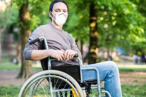 COVID-19'S IMPACT IS INTENSIFIED FOR PEOPLE WITH DISABILITIES