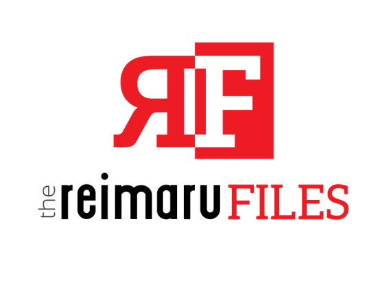 The newest logo for Reimaru Files