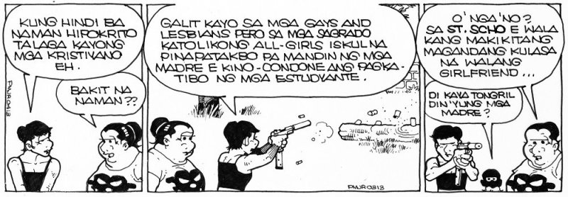 Pugad-Baboy-St.-Scholarstica-Issue