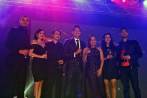 Celebrity guests raise a toast to Gala Magazine's grand unveiling