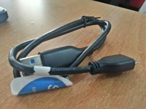 WD My passport Slim USB 3.0 Cord