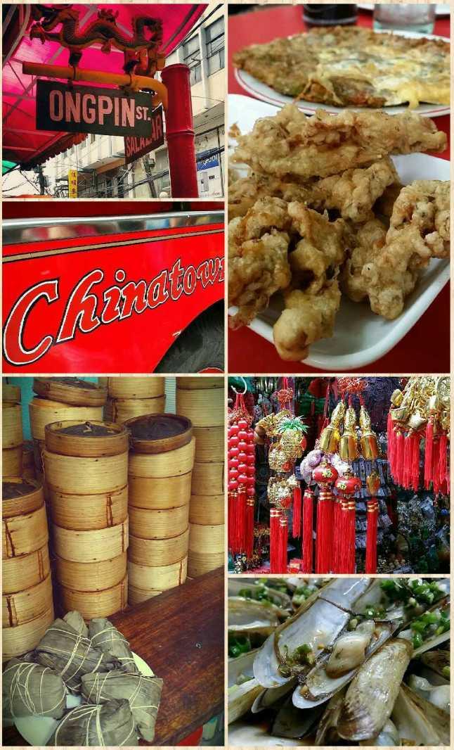 A day in Chinatown, Binondo.