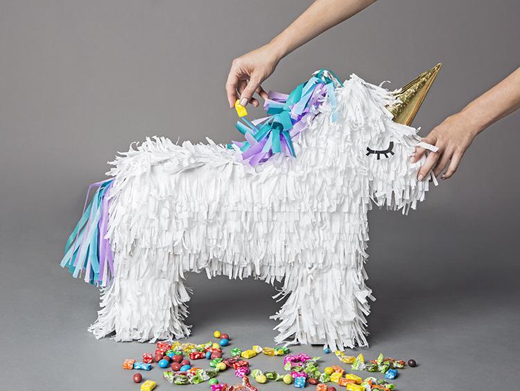 Tutorial Piñata Unicornio