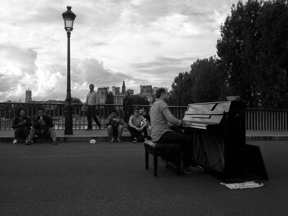 Un piano en París