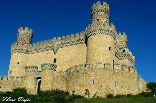 Castillo del Manzanares