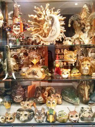 Masacaras animales1