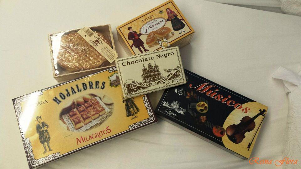 Dulces de Astorga