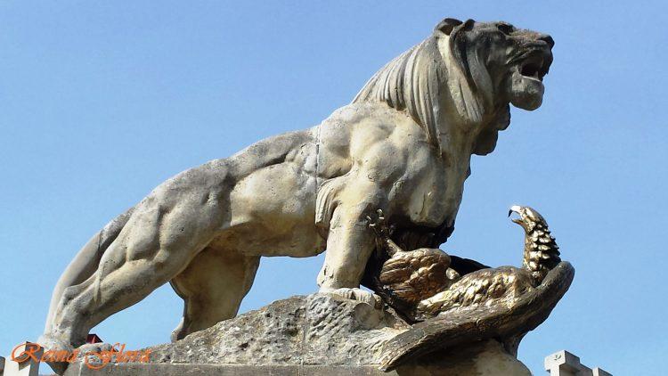 Monumento a los Sitios en Astorga