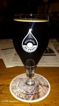 Cerveza negra De Prael