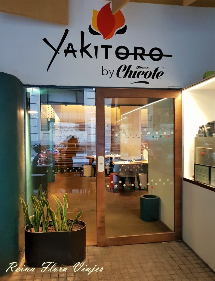 Restaurante Yakitoro by Chicote
