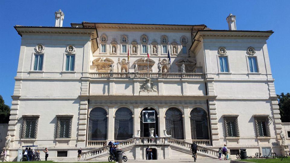 Galleria Borghese Parque Villa Borghese