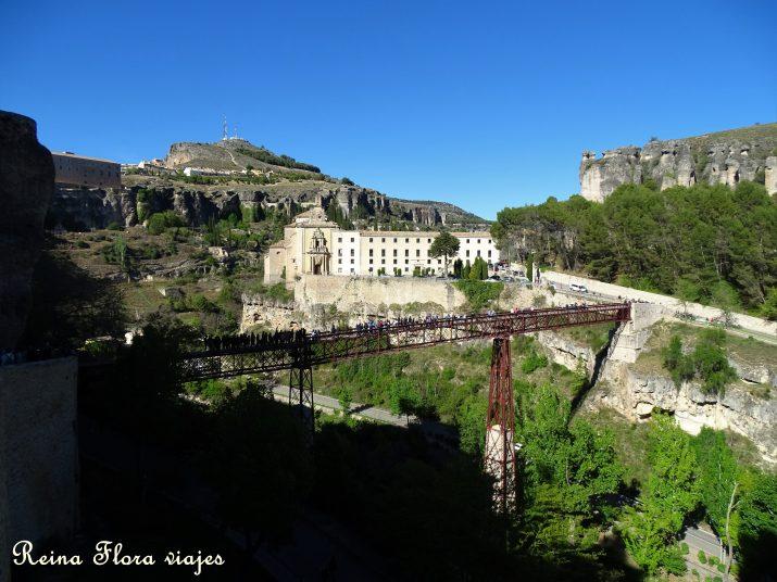 Puente de Cuenca sobre el Río Huécar