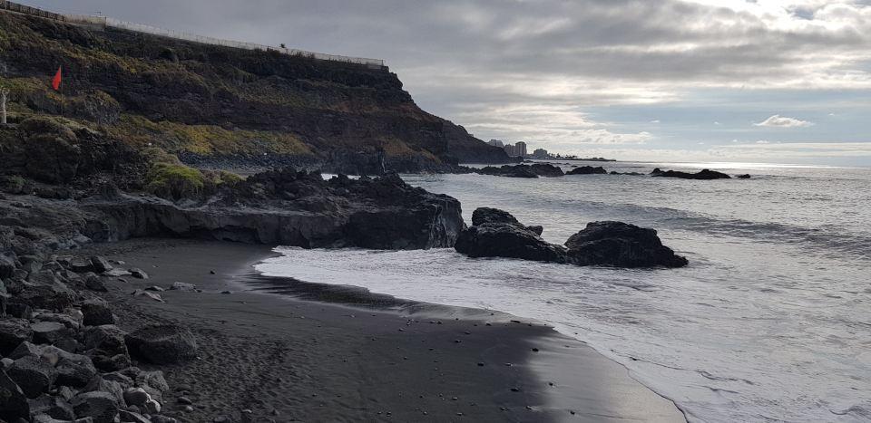 La Playa del Bollullo Orotava
