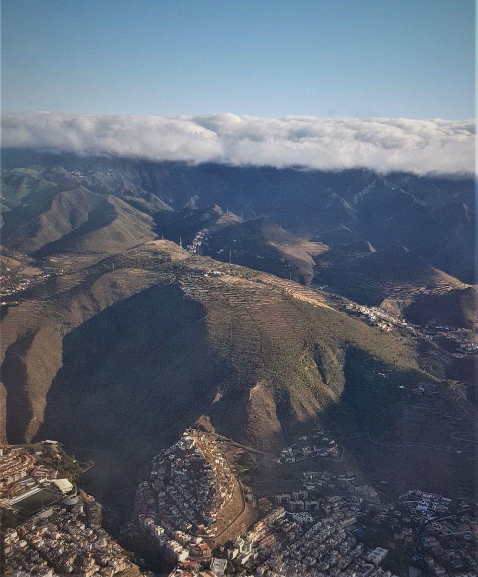 Vista aérea Tenerife ReinaFloraViajes