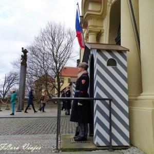 Guardia del Castillo de Praga