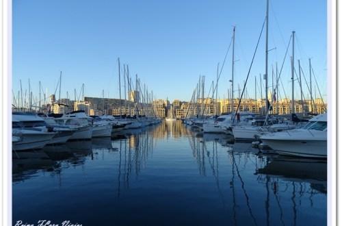 Puerto viejo de Marsella