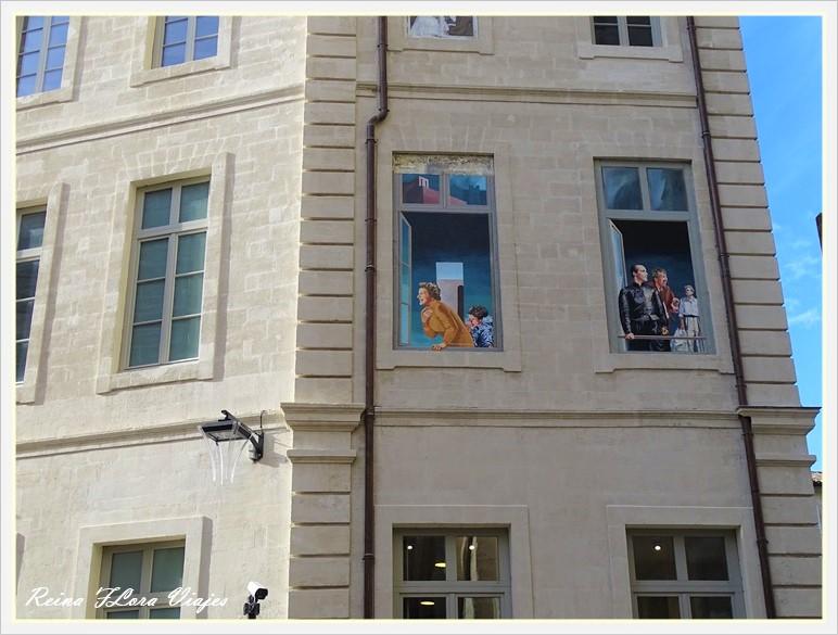 Street art Avignon