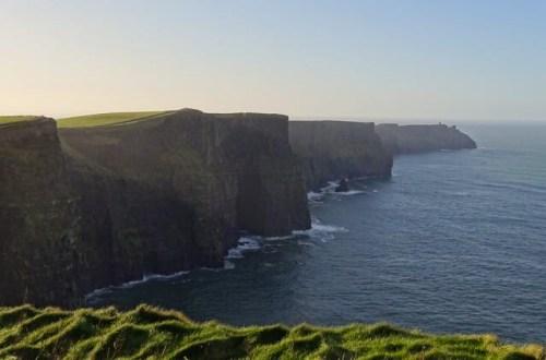 Acantilados de moher que ver en Irlanda del sur