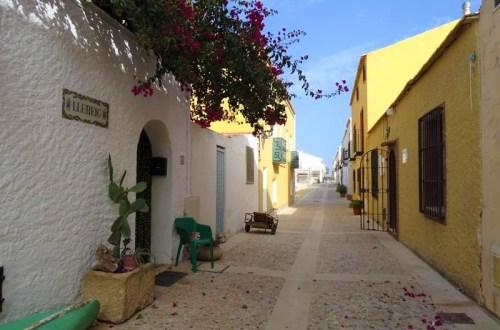 Calles Isla de Tabarca