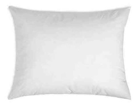 16 x 24 pillow form rectangular 100 all cotton cover with premium polyester filling