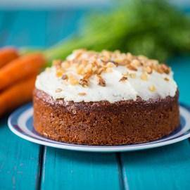Having Carrot Cake