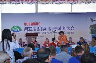 Association of World Reindeer Herders Council Members
