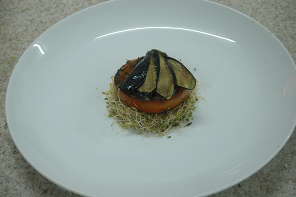 Tomate Grille