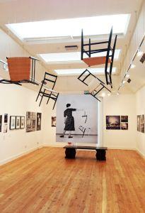 Giorgio Casali Photographer, Domus 1951-1983, Architecture, Design and Art in Italy. Exhibition view