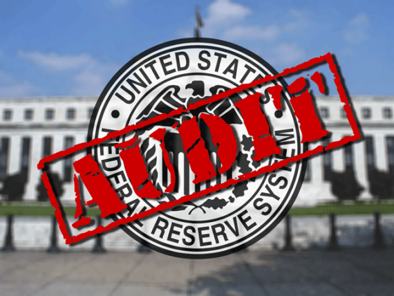 Congrès audit Réserve fédérale Etats Unis