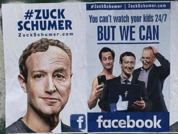 Facebook globaliste Atlantic Council élections monde