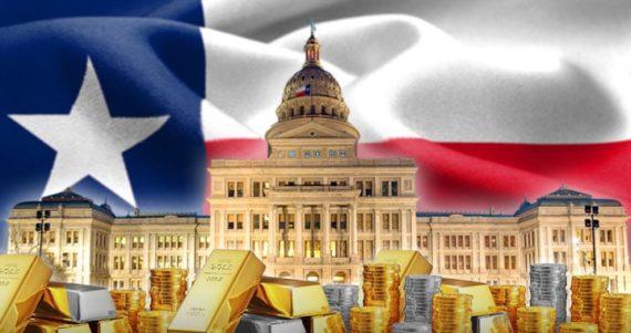 première banque métaux précieux Texas FED