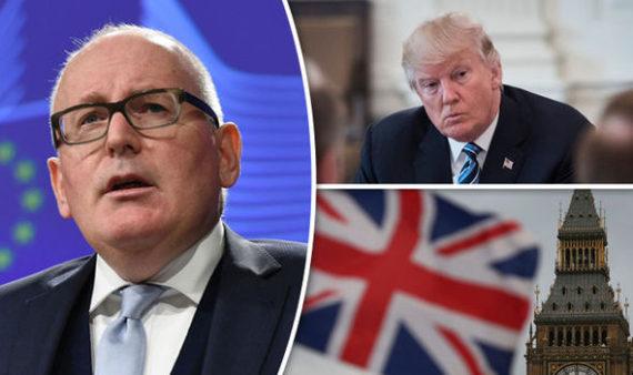 experts Trump Brexit populistes