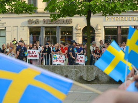Démocrates Suède élections immigration