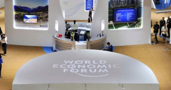 Mondialistes communistes Chine Forum Davos