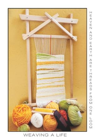 Weaving diagonal 4 print