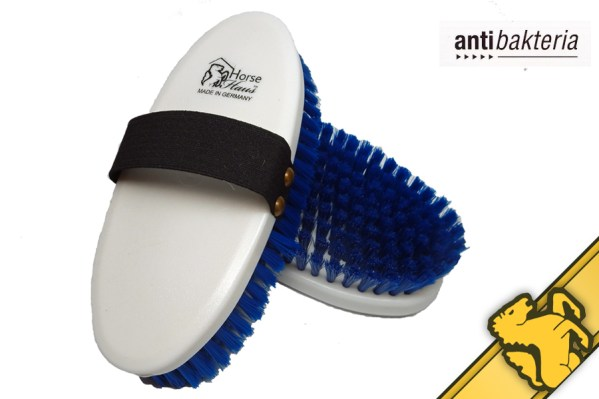 antibacterial horse brush