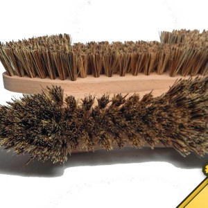 hoof and bucket brush