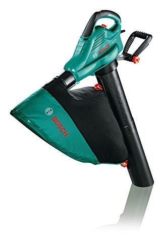 Bosch 06008A1100als 30Staubsauger/Gebläse/Mahlwerk mit Tasche Recovery-45L 3000W -