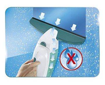 Leifheit 51147 Fenstersauger mit Stiel und Einwascher -