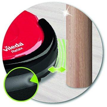 Vileda Relax Saugroboter mit geringer Lautstärke -