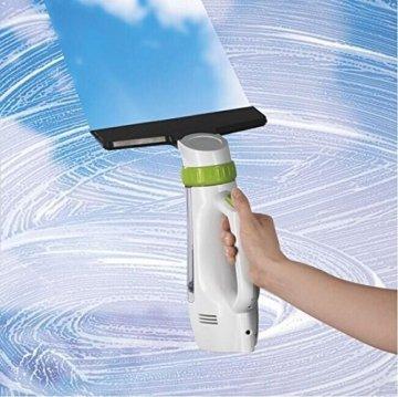 ITDE-1 Fenstersauger ITTAHO, premium weiß Sprühflasche -