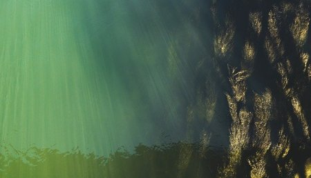 Sandfilteranlage gegen Algen