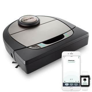 Saugroboter mit Google Home Assistant