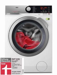 Waschmaschine kurze Waschzeit