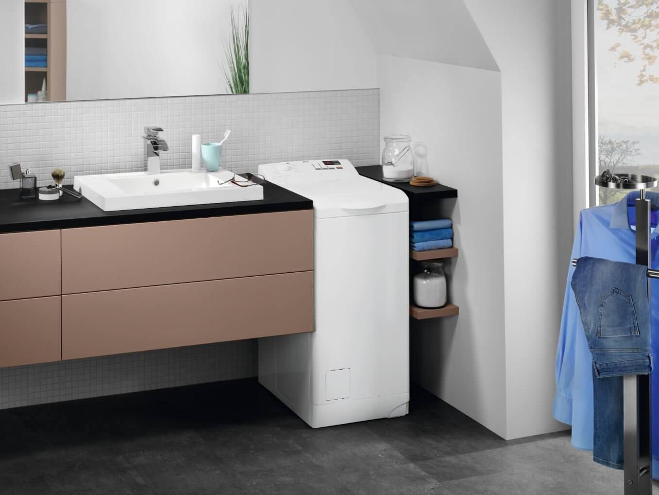 Perfekt Waschmaschine Schmal Bestand An Waschmaschinen Dekoration