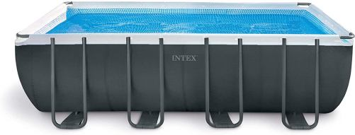 Intex Pool reinigen