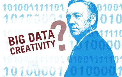 Big Data Netflix House of Cards
