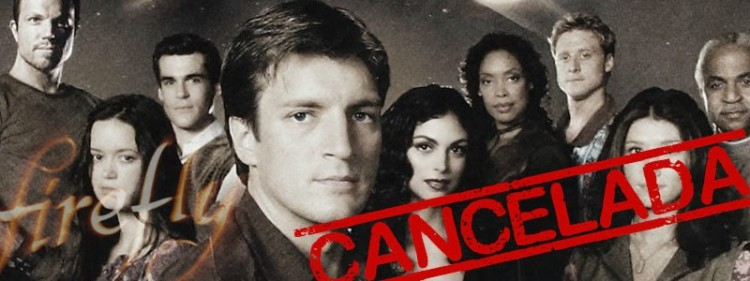 Series canceladas Firefly